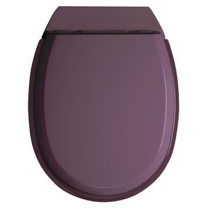 Abattant-Wc-BeColor-Aubergine-Allibert