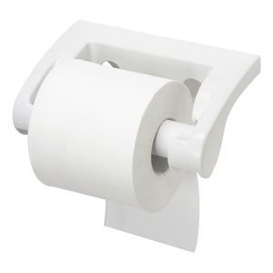 Porte-Papier-Wc-Picolo-Blanc-Allibert